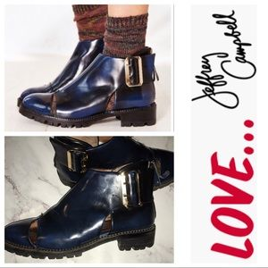 Jeffrey Campell Great Moments Flamel Booties